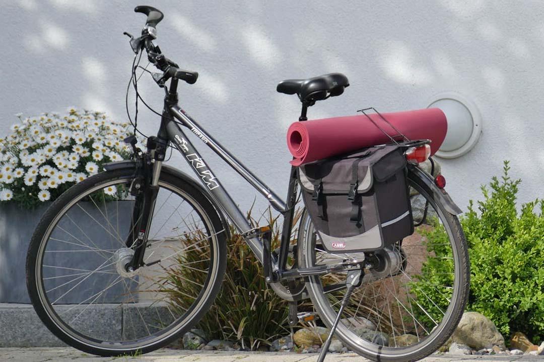 Ventajas de viajar con bicicleta