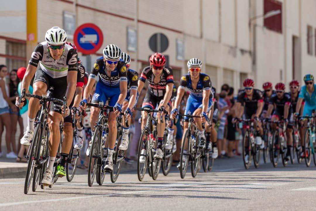 Empieza la vuelta ciclista a España 2018