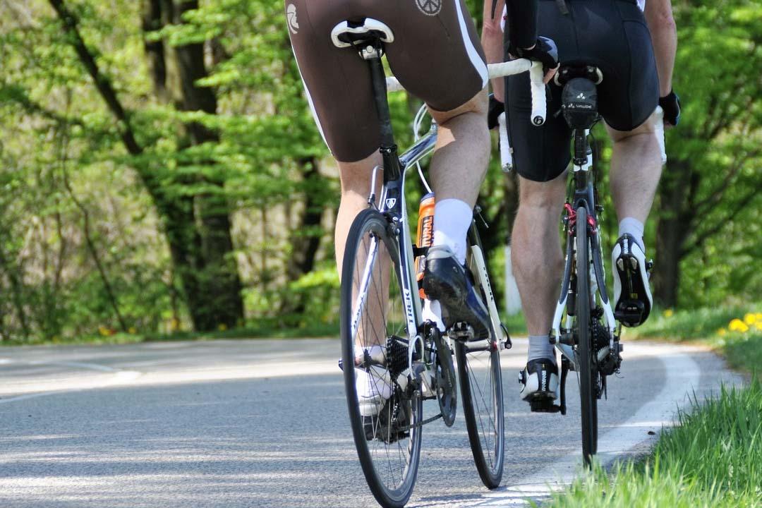 La bicicleta como medio saludable