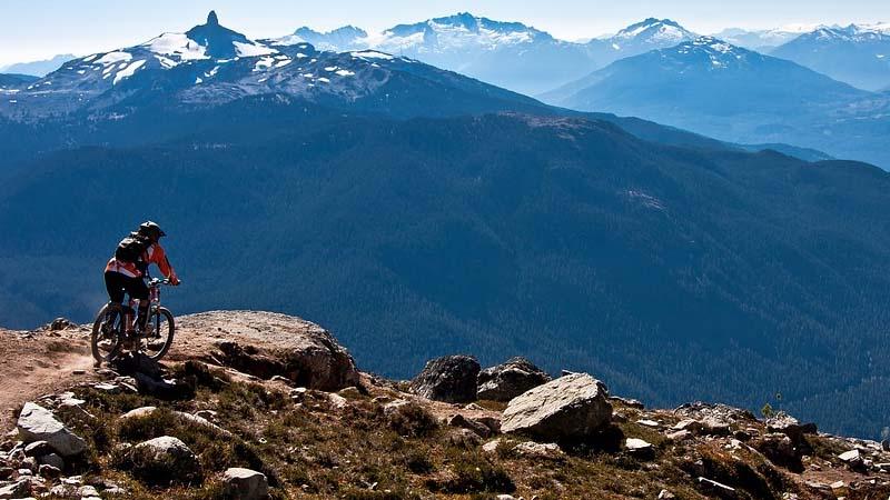 Rutas increíbles para tu bici de montaña