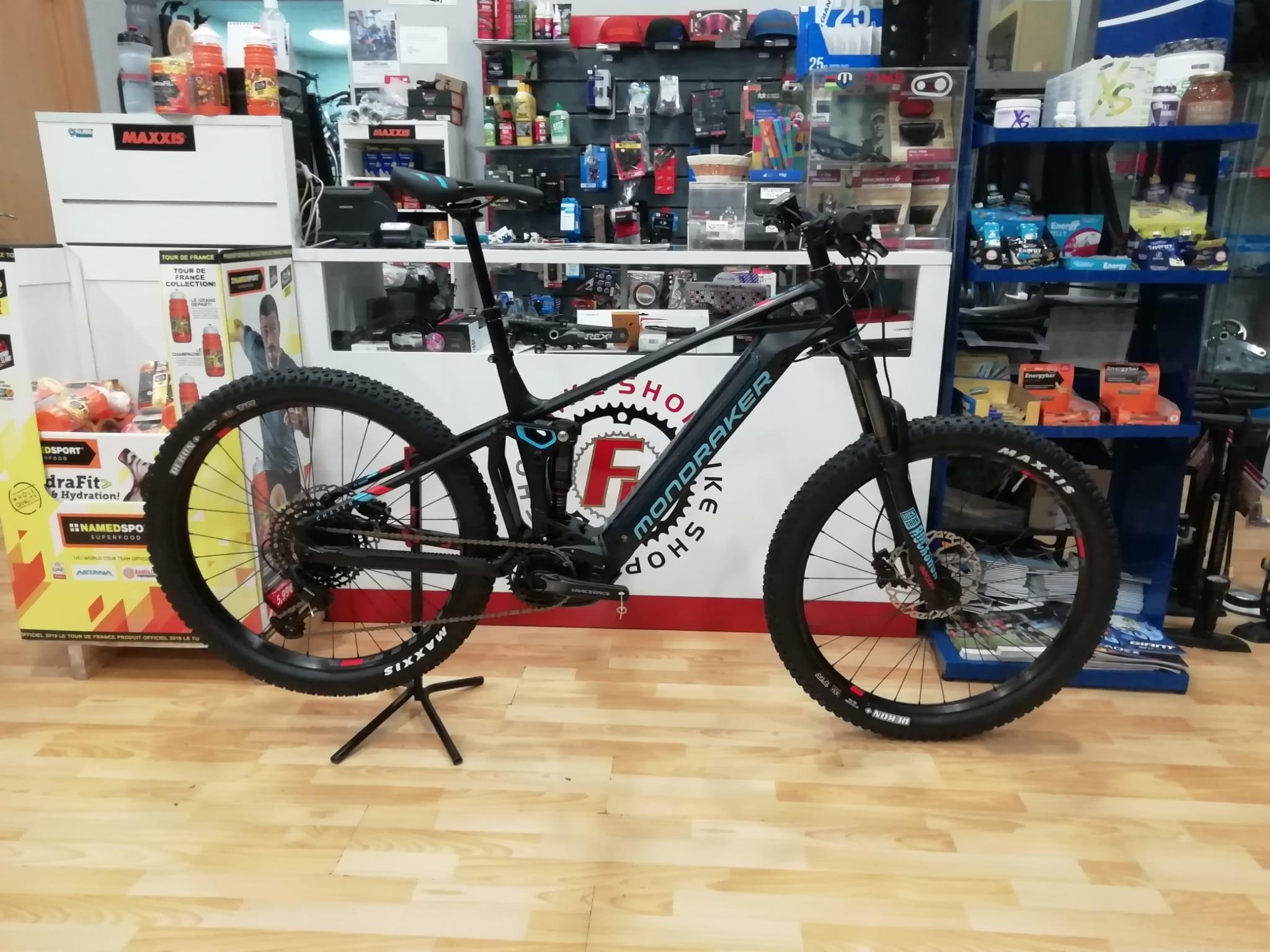 Bicicleta eléctrica Chaser Mondraker