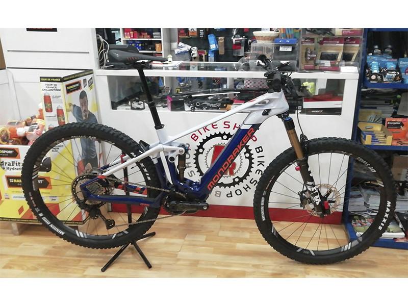 Bicicleta segunda mano carbono