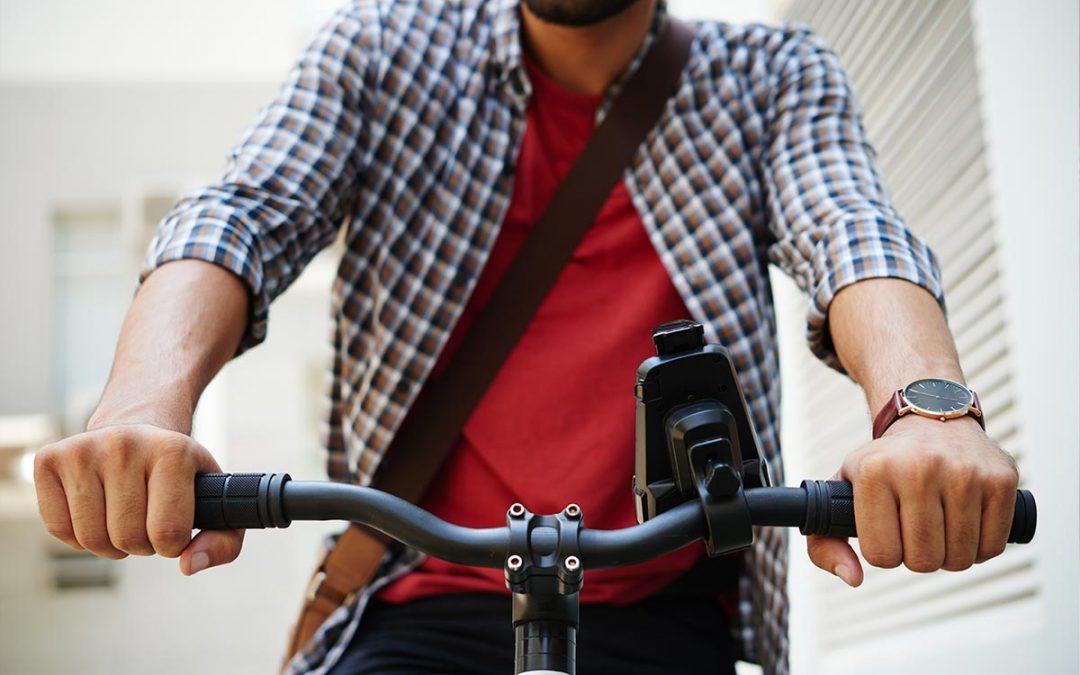 ¿Para qué son los diferentes tipos de manillares en las bicis?