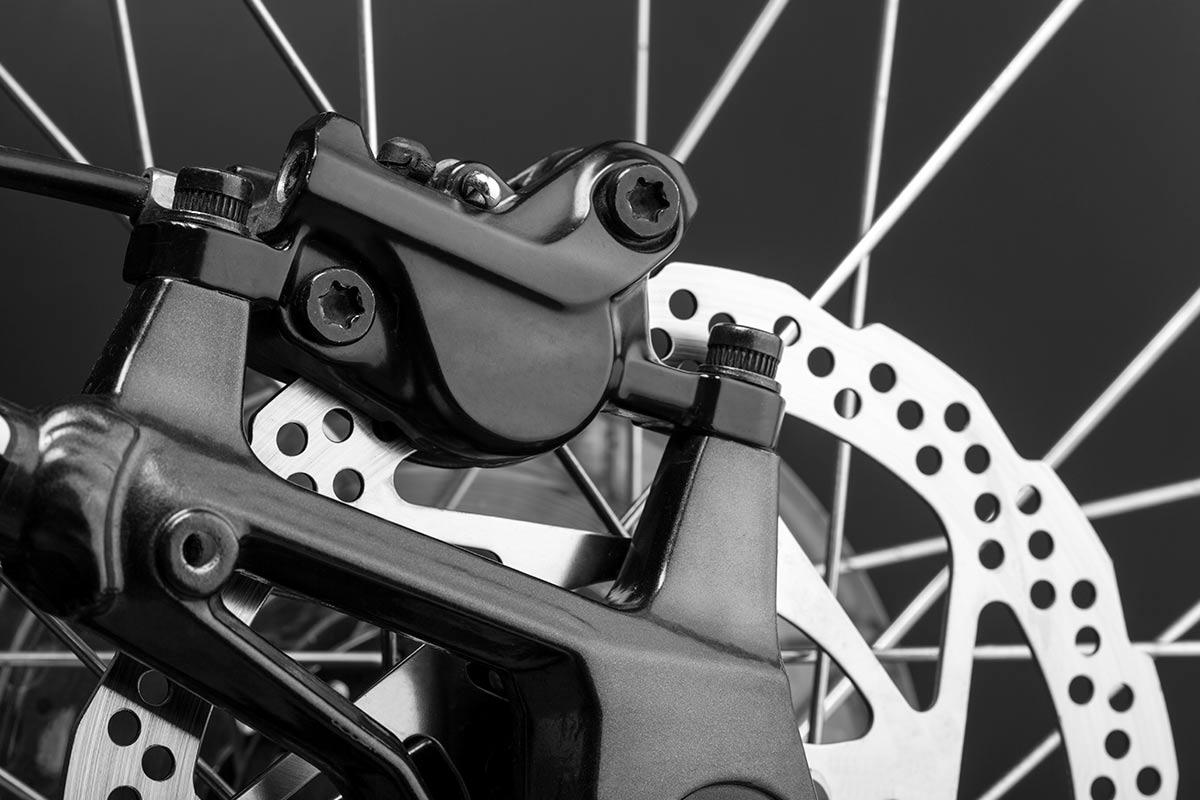 Tipos de frenos en las bicicletas