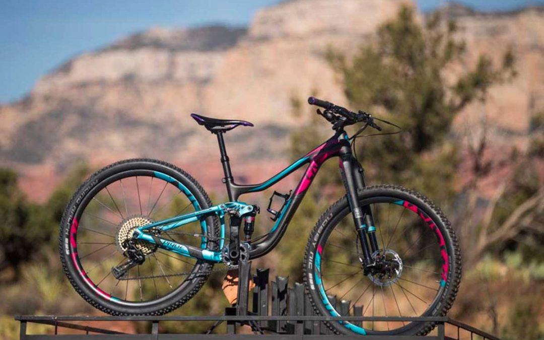 Presentamos las bicicletas de mujer de GIANT